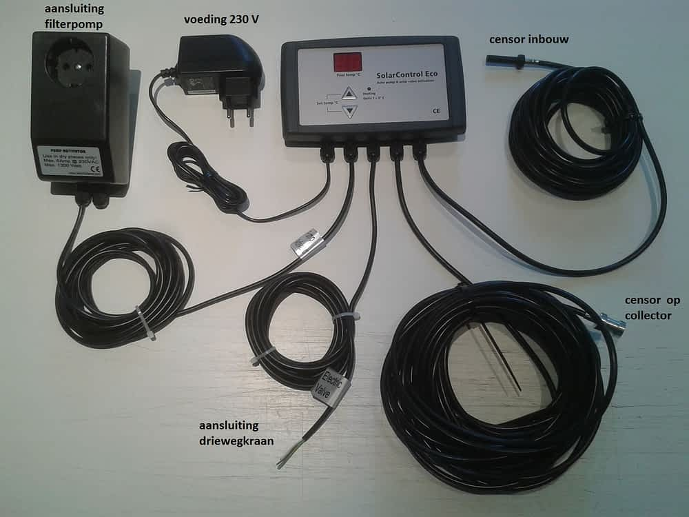 Solar Controler Eco