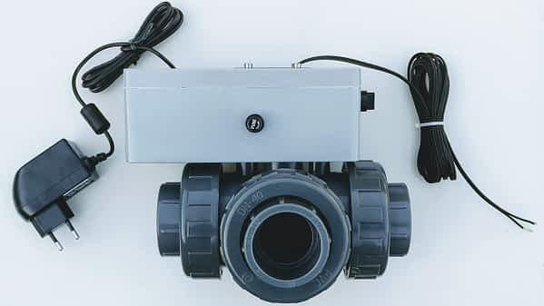 driewegkraan 50mm