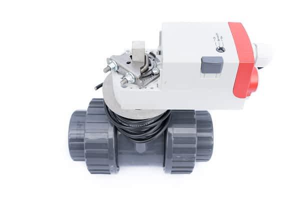 Automatische tweewegkraan 50mm 24v